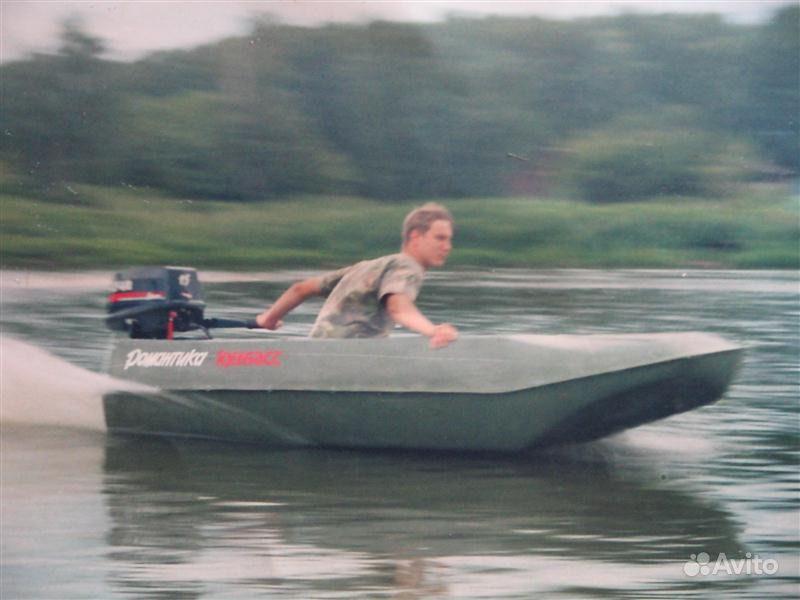 лодка романтика характеристики
