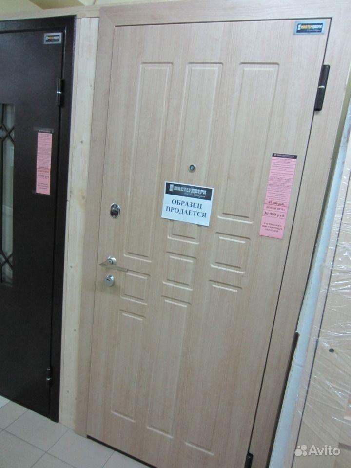 металлические двери серпуховская