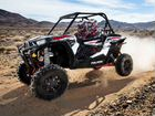 RZR XP 1000 EFI EPS white, black