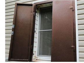 железные двери и ставни в москве