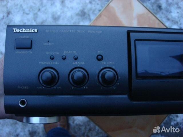 дека Technics RS-BX501