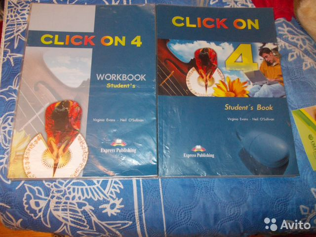 On ответы онлайн гдз click students book 3