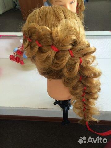 Плетение кос серпухов