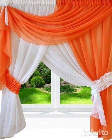 Как сшить шторы своими руками из вуали