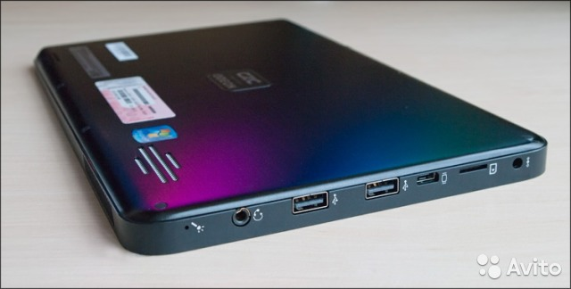 Фото odeon tpc-10 64gb ssd intel atom 183ghz, ddr3 2gb, 1024* 600, multi-touch, wi-fi+bt 2xusb20, cam 13mp, win 7