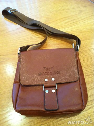 Мужские сумки, точные копии брендовых мужских сумок