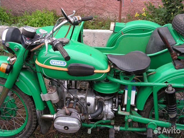 AVITO.ru - Мотоцикл урал в Валуйках