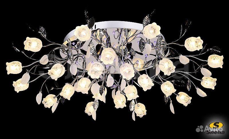 Люстры галогенные и светодиодные. Настольные лампы. Мебель. Декоративная