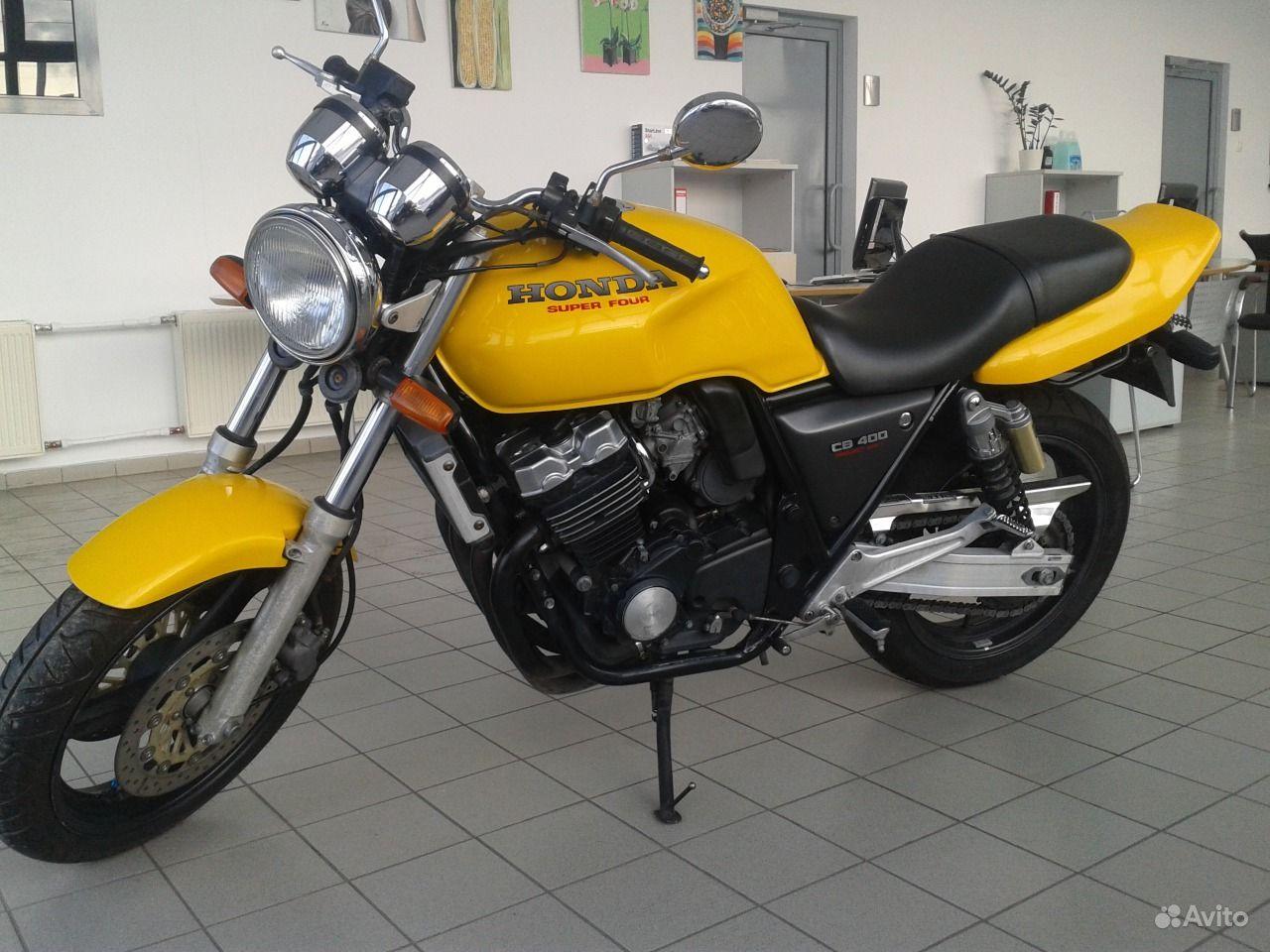Honda CB 400 технические характеристики модели, краткий ...