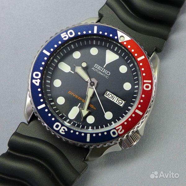 Часы наручные подводные