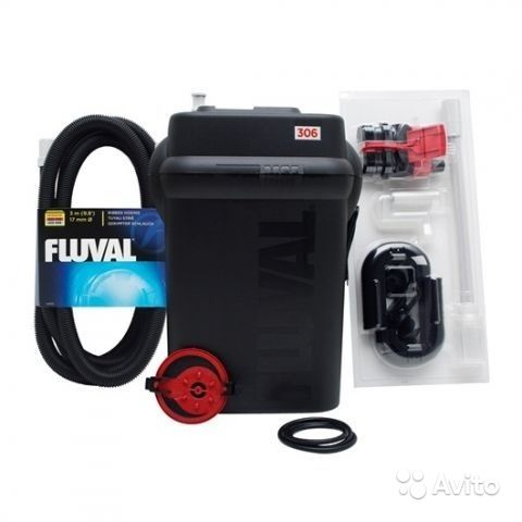 fluval фильтр внешний: