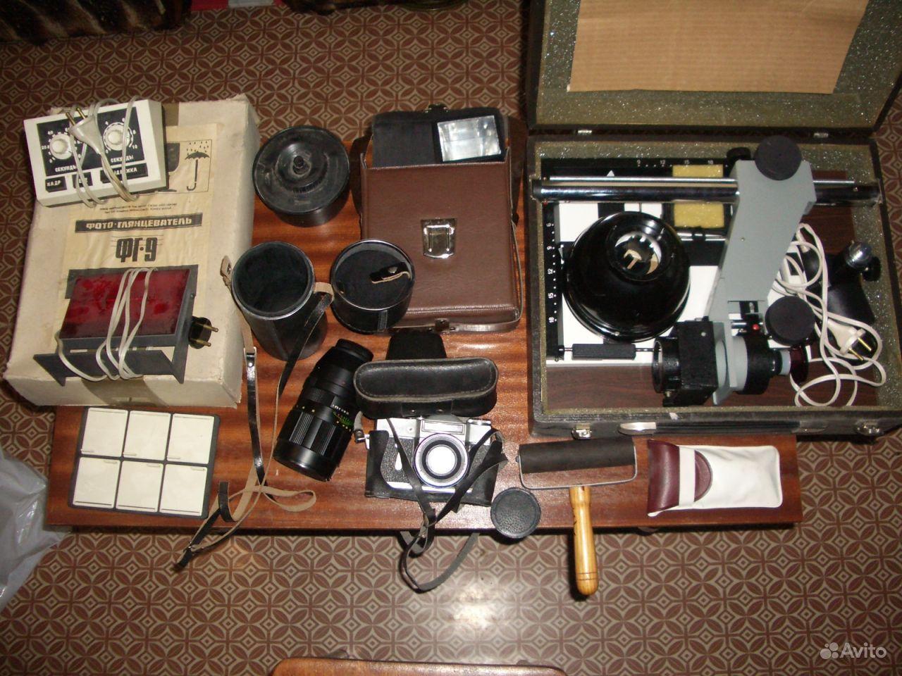 Стандартный набор фотографа
