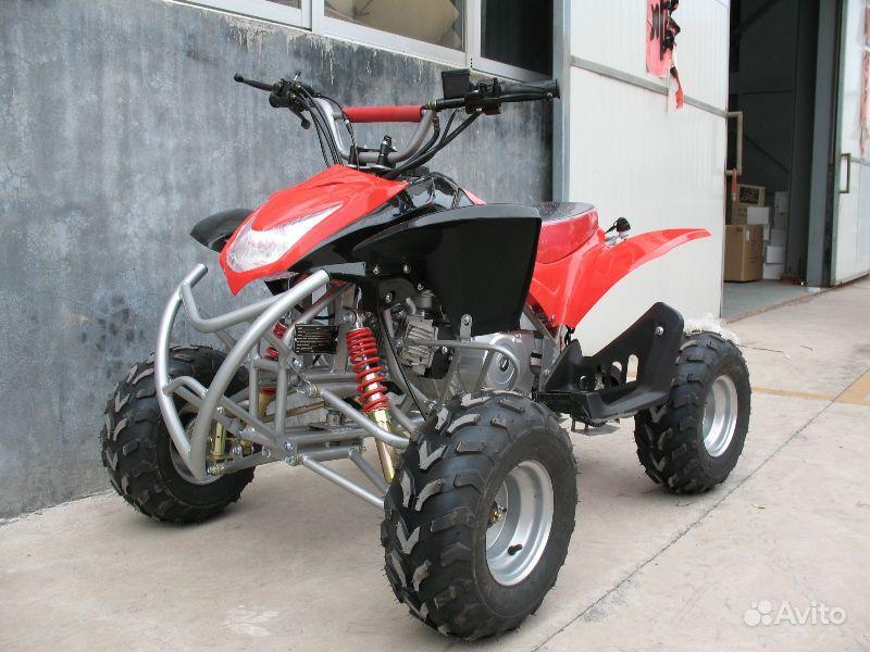 Мотовездеход ATV 110 термит