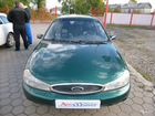 Ford Mondeo, 1998