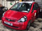 Детали кузова c разбора Honda Jazz Fit