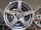 Новые литые диски R15 4 100 Nitro Y243 S