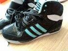 Новые кроссовки зима Adidas