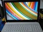 Ноутбук Sony intel core i3 3217u, тонкий