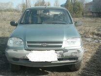 Chevrolet Niva, 2007 г., Челябинск