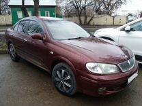 Nissan Bluebird, 2002 г., Уфа