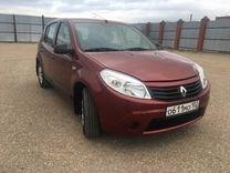 Renault Sandero, 2013 г., Уфа