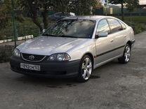 Toyota Avensis, 2002 г., Краснодар