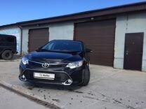 Toyota Camry, 2016 г., Нижний Новгород