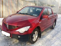 Ssang yong actyon sports 2.0 D20DT АКПП В разборе