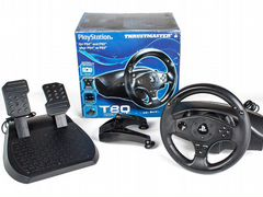 Руль для PS4 Thrustmaster T80 Racing Wheel