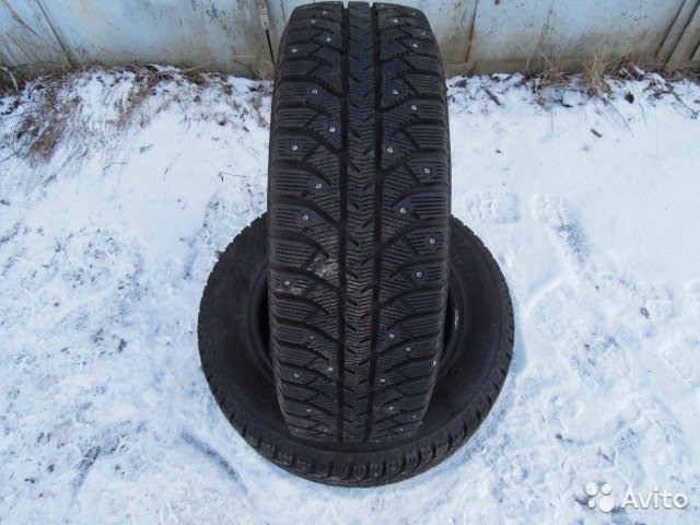 Резина зимняя Bridgestone ICE Cruiser 185/65/R15— фотография №1