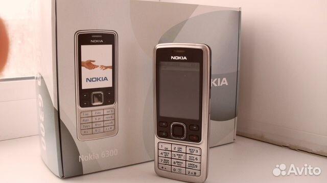 Объявление о продаже Сотовый телефон Nokia 6300 в Чувашской Республике на A