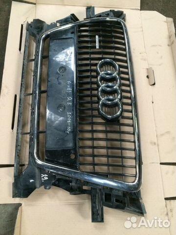 Решетка радиатора Ауди Q5— фотография №2