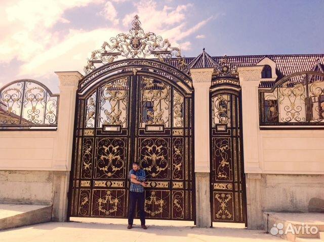 Концепт ворота и двери самодельные электрические ворота