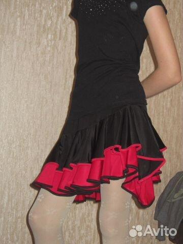 Авито юбка для танцев