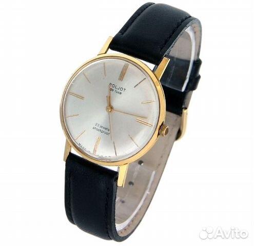 137cb70ca279 Полет 2209 де люкс тонкие часы Винтаж купить в Москве на Avito ...