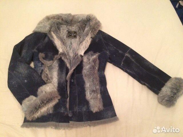 куртка из кролика фото