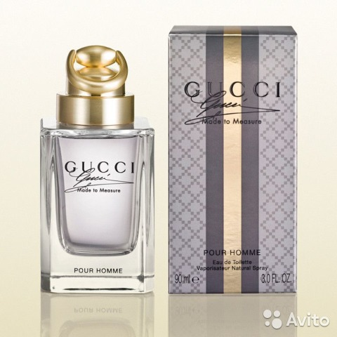 Gucci - Made to Measure 90ml— фотография №1