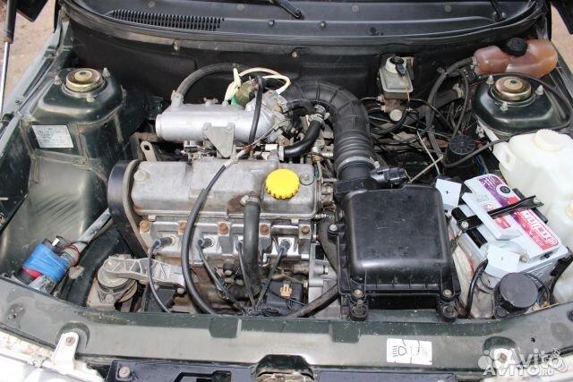 Фото №20 - двигатель ВАЗ 2110 инжектор