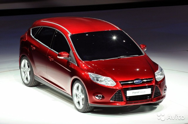 автомобили новые форд фокус #11