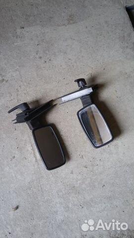Зеркала заднего вида на мотоцикл