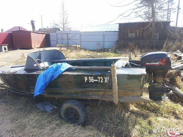 моторные лодки купить хабаровский край
