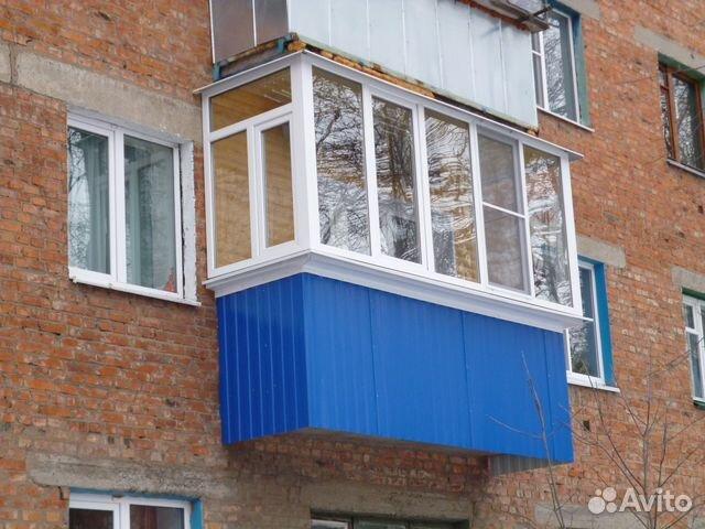 Остекление балконов купить в курской области на avito - объя.