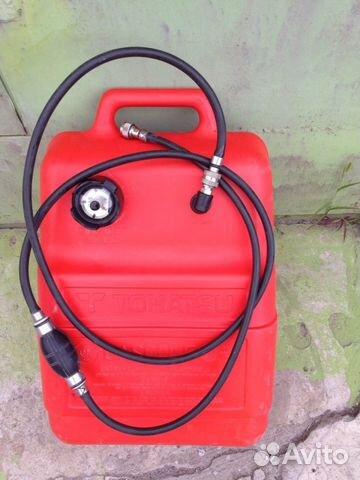 бензобак для лодочного мотора в петрозаводске