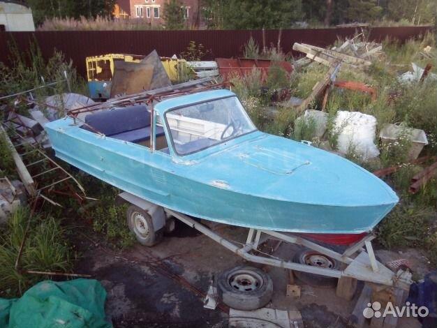 купить лодку и лодочный мотор бу 10 лс на авито в свердловской области
