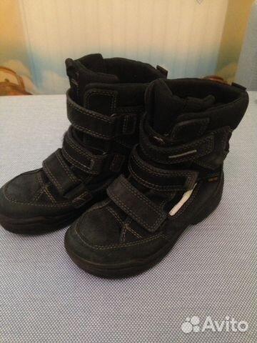 a7177dc461be Ботинки демисезон на мальчика   Festima.Ru - Мониторинг объявлений