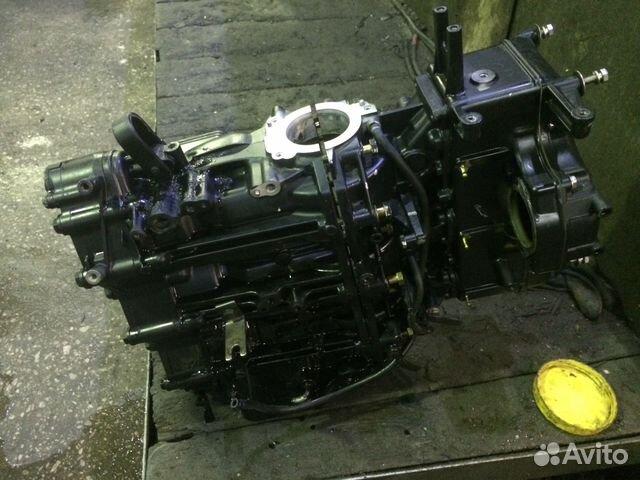 ремонт лодочных моторов кировский район