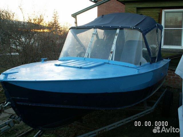 моторные лодки завода прогресс