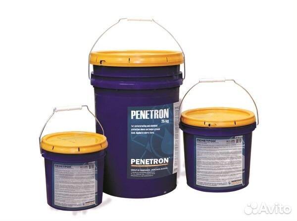 Гидроизоляция пенетрон где купить резино-битумная мастика форум
