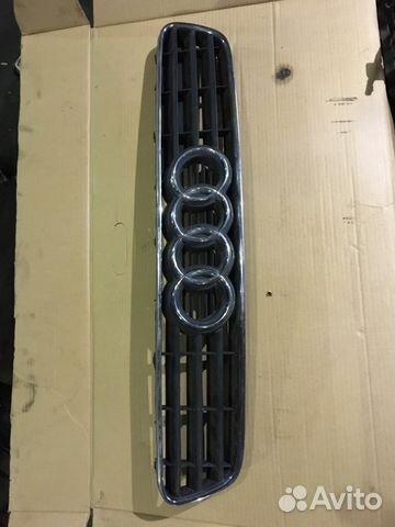 Решетка радиатора Ауди А3 8L0807683— фотография №1