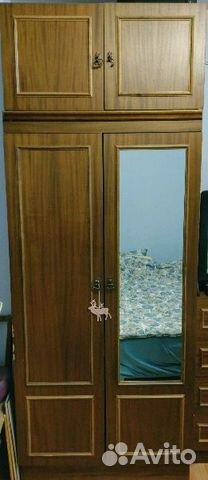 Шкаф с зеркалом и тумба купить в санкт-петербурге на avito -.